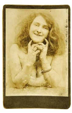 ca. 1880's, [young prostitute]    via Heritage Auctions