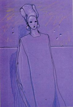 orano:      Moebius  Sketchbook - 1985