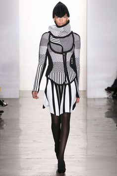 70 Cyborg Inspired Styles - From Sci-Fi Silhouettes to Robot Couture, These Fashions are Futuristic (TOPLIST)