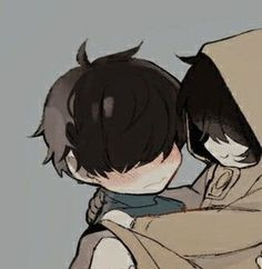 Cute Anime Profile Pictures, Matching Profile Pictures, Cute Anime Pics, Cute Anime Couples, Anime Love, Anime Neko, Otaku Anime, Kawaii Anime, Friend Anime
