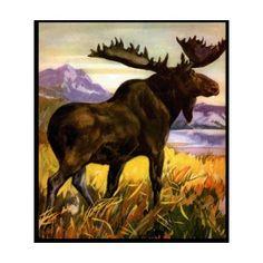Totem Medicine From Moose