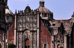 Mexico City © Kira Evans