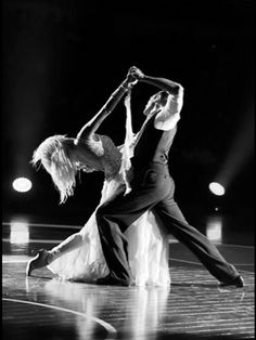 something i would like to be able to do at my wedding. . .ballroom dance