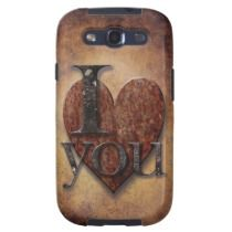 I Love You Steampunk Valentine Heart by Paul Stickland for StrangeStore on Zazzle. #valentinesday #steampunk