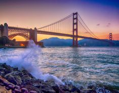 My Home is California. My Home is California was created to celebrate the beauty of our state through amazing and. List Challenges, Golden Gate Bridge, Bucket, California, Amazing, Travel, Viajes, Buckets, Destinations
