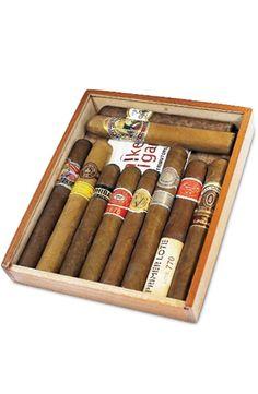 Try a cigar sampler pack