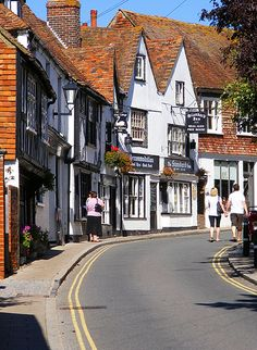 Rye, East Sussex (by iang1964) - we stayed at The Standard last year, great room, excellent food.