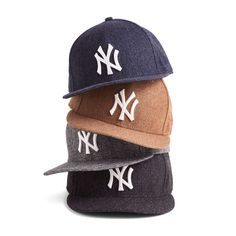 Todd Snyder brings a dose of menswear to the Yankees cap.