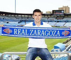 Real Zaragoza 2015/16 1ª incorporación (jugador nº 690) Marc Bertran