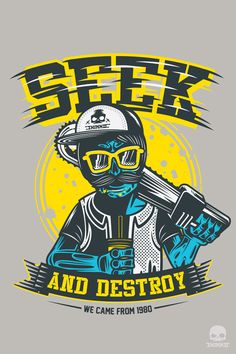 Seek n Destroy by thinkd