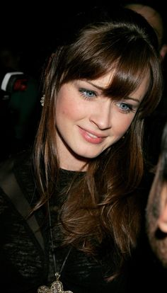 Alexis Bledel- love this hair color!