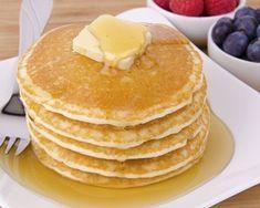 Pancakes faciles de ma grand-mère