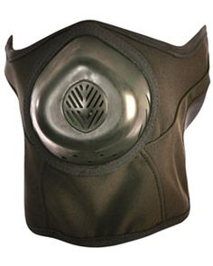 ColdAvenger Soft-Shell Face Mask Pro - SO COOL for cold weather fun!