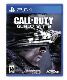 One of the PS4 games to be released at the launch of the PS4 is Call of Duty : Ghosts, this will be one of the most popular PS4 action games sold for Christmas 2013.