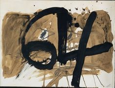 Antoni TAPIES (Barcelone, 1923) LE RAILLEUR DE DIADEMES N° II, 1967 Peinture et cr Tachisme, Antoni Tapies, Abstract Painters, Abstract Art, Pablo Picasso Cubism, Collages, Art Espagnole, Spanish Painters, Pints
