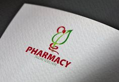 Pharmacy Logo by eSSeGraphic on @creativemarket
