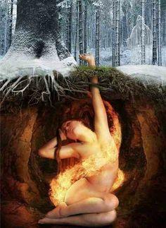 Persephone Rising by Zabani