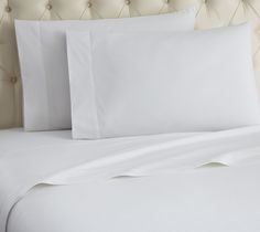 Nothing is more relaxing than our white Micro Flannel® sheets: crisp, clean - and wonderfully warm.    You can't go wrong with this white Micro Flannel® sheet set. Snuggle up with our innovative design, with the best comfort features of European cotton flannel and easy care of fleece – all without the bulk found in traditional, heavy flannel.