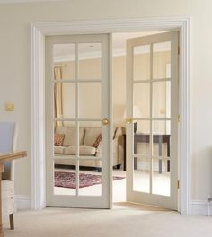 8 Light Clear Pine Glazed | Internal Softwood Doors | Doors & Joinery | Howdens Joinery