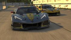 First-Ever Corvette C8.R Championship Series Coming October 26 First Ever, Chevrolet Corvette, October, Racing, Running, Auto Racing