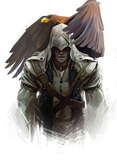 #Assassin's_Creed #ACIII #Connor