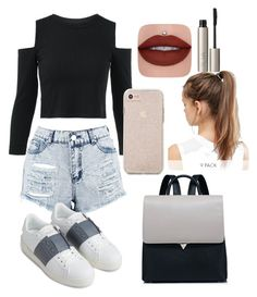"""I just found my old account and I'm really happy but I can't log in because I forgot the password"" by bratzlover462 on Polyvore featuring Boohoo, Valentino, NIKE and Ilia"