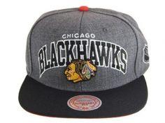 RSS Product Feed    Wholesale - Chicago Blackhawks Grey Black NHL Snapback  Hats 56dc3cb14d93