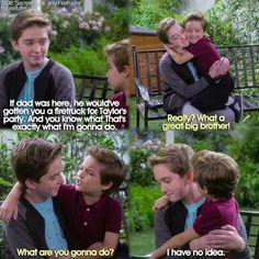 Jackson and Max