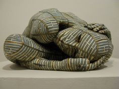 Paola Epifani enigmatic sculptures Rabarama