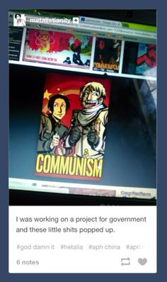 WE'RE OFFICIALLY TAKING OVER THE INTERNET >> * slaps the table * New Official Order of Communism XD<< FREEDOM FROM THE COMMIES WOOOOOO