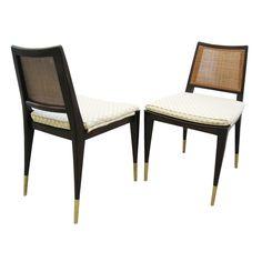 Custom Set of Wormley for Dunbar Chairs
