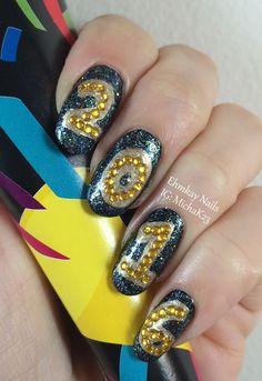 ehmkay nails: Welcome to 2016 Nail Art