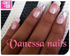 Decoración de uñas Por: Vanessa Quiñonez Sede: Autopista Sur  Tel: 5522309 ¡El Corte del Sur Peluquería Tiene Tiempo Para Ti!