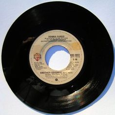 """1978 top ten hit for Donna Fargo """"Another Goodbye"""""""
