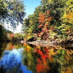 Grand River - Photo courtesy @shawste4