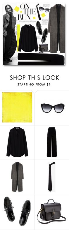 """""""SMARTBUYGLASSES contest"""" by anitadz ❤ liked on Polyvore featuring BasicGrey, Dolce&Gabbana, Uniqlo, T By Alexander Wang, Dorothy Perkins, Alexander McQueen, Dear Frances, The Cambridge Satchel Company and smartbuyglasses"""