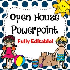 Get ready to WOW your parents!! This is a Powerpoint presentation with fully editable text for you to showcase your own classroom information to your parents at Open House. It contains 22 slides with suggested topics to keep you on track during your presentation.