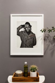 Will.i.am's looking for luxury. Oh, wait, he found it. This is a piece by artist…