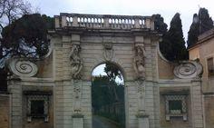 Villa Celimontana Via della Navicella,