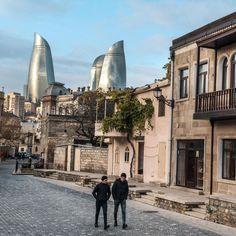 Baku, Azerbaijan 52 Places to Go in 2015 - NYTimes.com