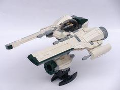 Starfighter de Cavik Toh
