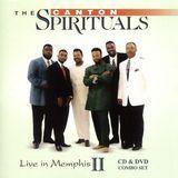 Live in Memphis, Vol. 2 [CD/DVD] [CD & DVD], 2BB8429