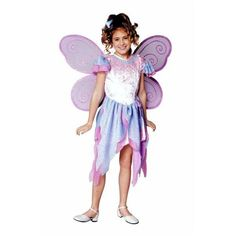 RG Costumes Kids Butterfly Fairy Costume Medium >>> Click image for more details.
