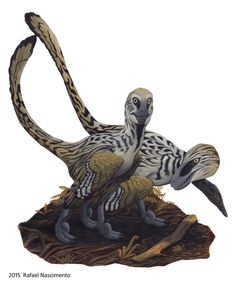 Deinonychus antirrhopus by RSNascimento