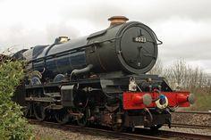 Steam Railway, British Rail, Steam Engine, Steam Locomotive, King, Transportation, Vehicles