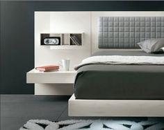 Modern bedframe