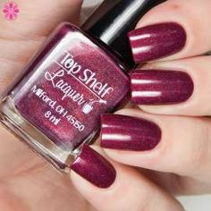 Top Shelf Lacquer Happy Hour at the Bar Collection; Save Water, Drink Wine