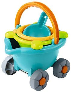 Haba Baudino Sand Bucket Scooter >>> Read more  at the image link.Note:It is affiliate link to Amazon.