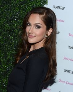 Minka Kelly Photos Photos: Vanity Fair And Juicy Couture Celebration Of The 2013 Vanities Calendar With Olivia Munn - Arrivals The Most Beautiful Girl, Gorgeous Women, Minka Kelly Hair, Brunette Actresses, Olivia Munn, Hot Brunette, Celebrity Look, Barista, Pretty Face