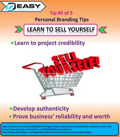 Sell yourself to the public to gain personal branding. Facebook Marketing, Internet Marketing, Online Marketing, Marketing Tools, Social Media Marketing, Event Marketing, Info Board, Business Funding, I Love My Dad